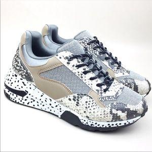Steve Madden Bena platform chunky sneakers size 8